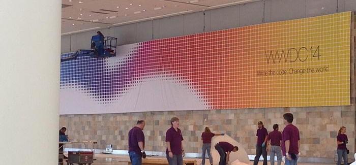 Aparecen los primeros carteles de la WWDC 2014 en Moscone Center