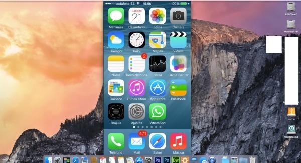 Cómo grabar la pantalla del iPhone sin programas adicionales en Mac
