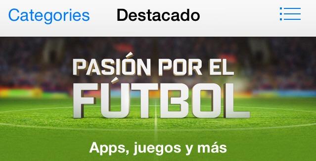 App Store en iOS 8: Encontradas dos nuevas funciones