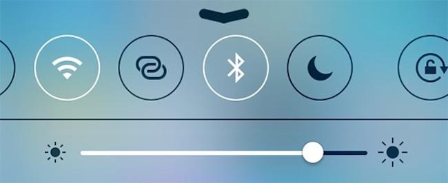 iOS 8 probablemente permitirá personalizar el Centro de control