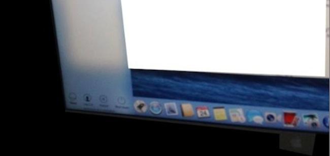Filtradas supuestas imágenes de OS X 10.10 hace unas horas
