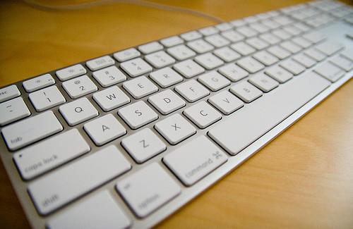 Funciones rápidas de teclado en OS X