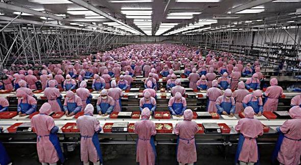 Foxconn y Sharp pueden fabricar las pantallas del iPhone 6 y iPad Air 2