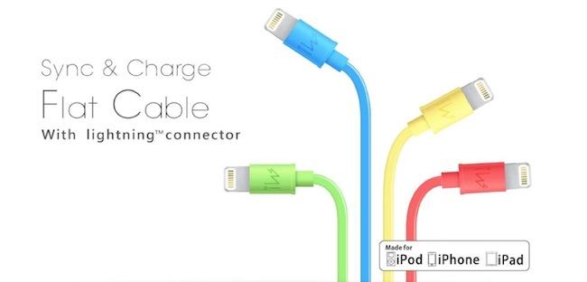 Cables Lightning certificados por Apple a precios muy asequibles!