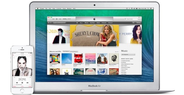 iTunes 11.3 -iosmac