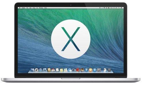 OS X 10.9 Maverics