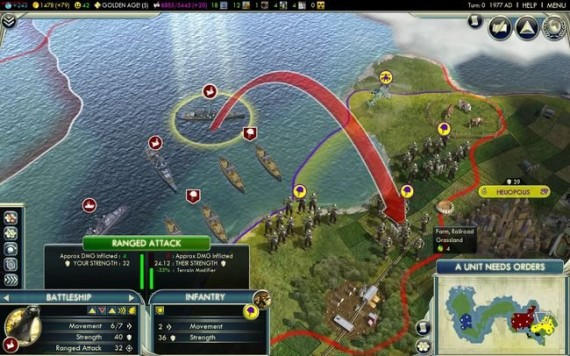 Civilization V, Sid Meier's