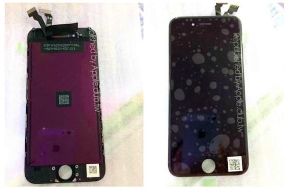 Frontal del iPhone 6-iosmac-1