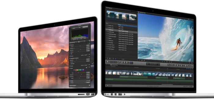 Comparamos el MacBook Pro Retina de 2014 con su modelo anterior
