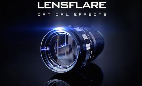 LensFlare para iPhone… Añade efectos ópticos a tus fotografías