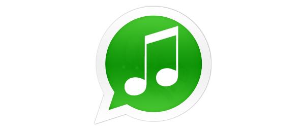 Guía para compartir música por Whatsapp con el iPhone