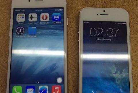 Replica del iPhone 6 ya a la venta en Tailandia