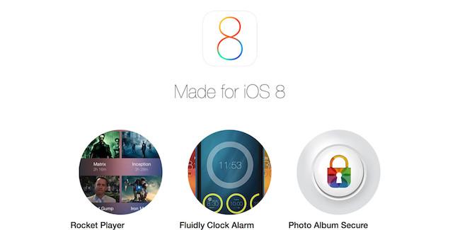 """""""Made for iOS 8"""" aprovechando al máximo iOS 8 [SORTEO]"""