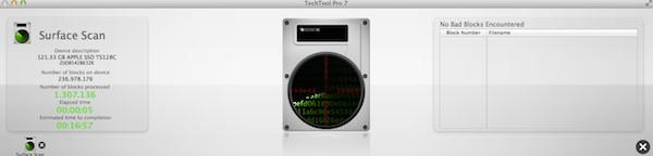 Test para buscar fallos físicos en nuestros HDD.