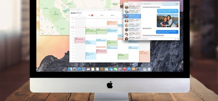 Ya disponible Developer Preview 7 de OS X Yosemite