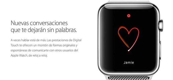 Apple Watch, ¿El regalo estrella en San Valentin?