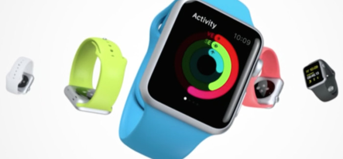 Test de resistencia de la pantalla del Apple Watch Sport