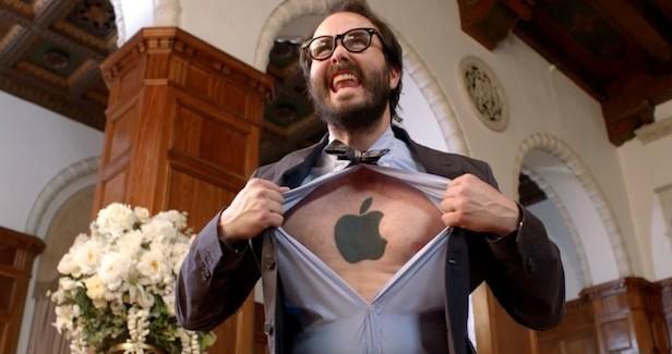 Apple Fanboy, cuando eres un fiel seguidor de Apple
