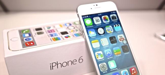 iPhone 6 caja - iosmac