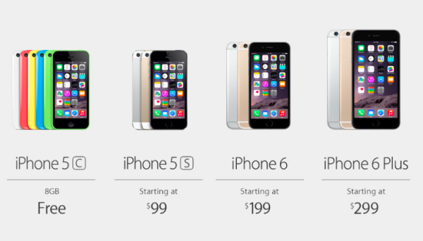iPhone-precios-gama
