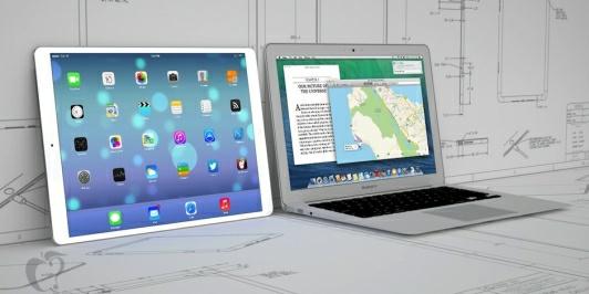 El iPad Pro podría incorporar una Pantalla IGZO de 12.9 pulgadas