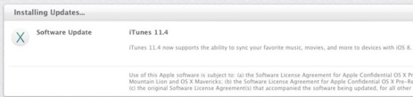 itunes 11.4 disponible