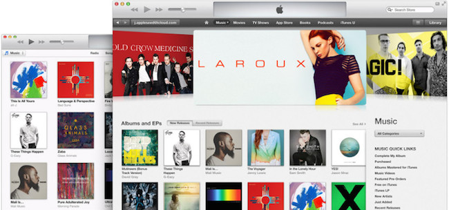 itunes 11.4 disponible - iosmac