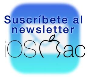 Suscríbete al Newsletter de iOSMac