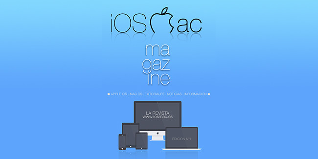 "Descarga ya iOSMac.es ""La revista"""