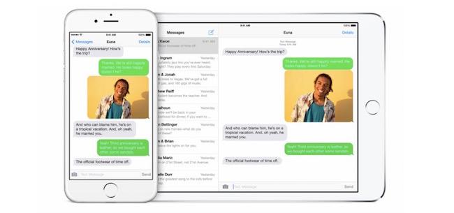 Cómo Configurar y utilizar Relay SMS en Yosemite y iOS 8.1