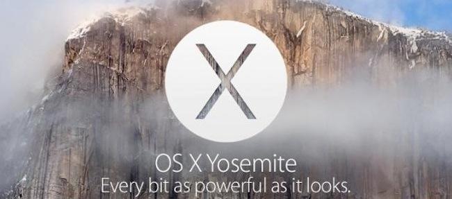 OS X Yosemite Golden Master Candidato 3.0 disponible -iosmac