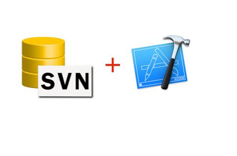 Control de versiones en SVN para Xcode 6