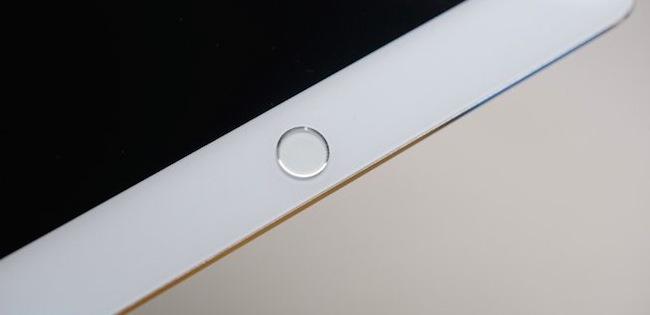 iPad Air 2 más delgado y con Touch ID - iosmac