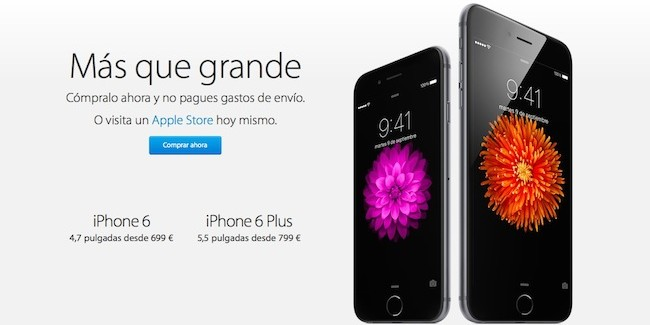 iPhone 6 Plus, Apple desbordada por las reservas - iosmac