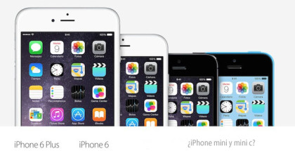 iPhone mini o iPhone 5s - iosmac