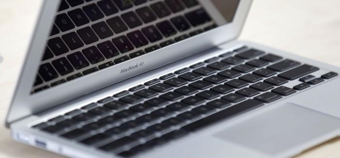 """El MacBook Air Retina de 12"""" no estará en la Keynote"""