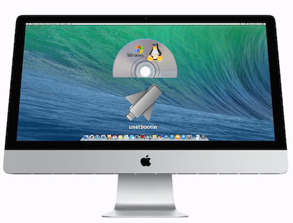 Crear USB booteable ISO en Mac con UNetbootin