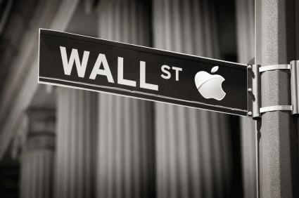 Apple se afianza en su posición dominante de Wall Street
