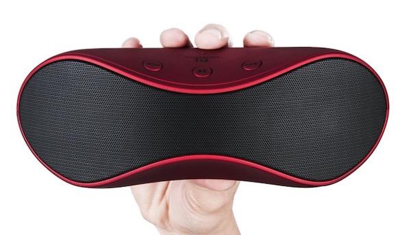 Altavoz Bluetooth NFC Etekcity Roverbeats T12-2