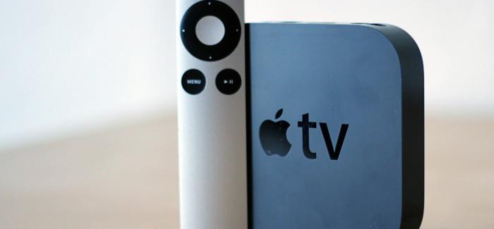 Apple TV puede pasarse al 4k