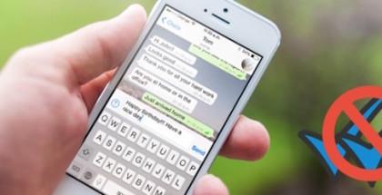 Desactivar la doble verificación azul en Whatsapp