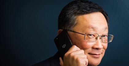 John Chen, Blackberry volverá a ser la primera