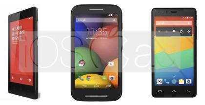4 smartphones por menos de 200€ - iosmac