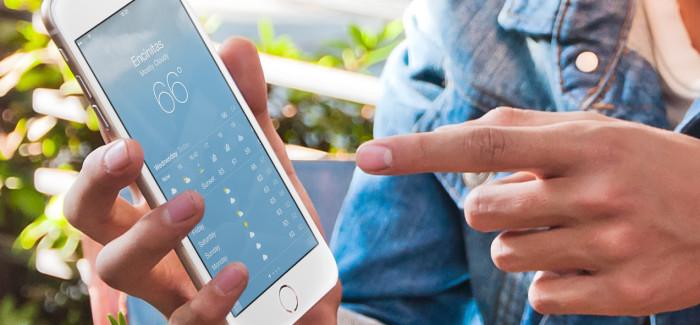 Las mejores apps del tiempo de 2014
