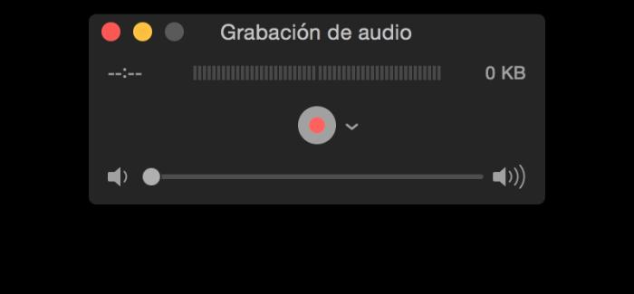Tutorial: Cómo grabar audio fácilmente en un Mac