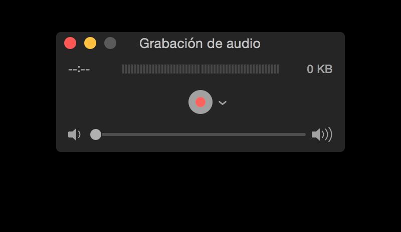 Tutorial Cómo Grabar Audio Fácilmente En Un Mac Iosmac