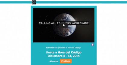 Hour of Code 2014- Apple Store españolas -iosmac