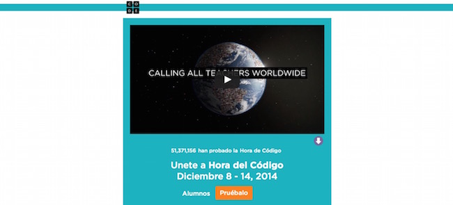Hour of Code 2014- Apple Store españolas -iosmac