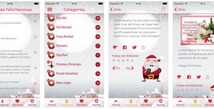 SMS Navidad 2015, la App para felicitar la Navidad y Año Nuevo - iosmac