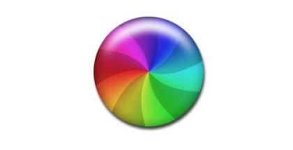 Spinning pinwheel- mac osx